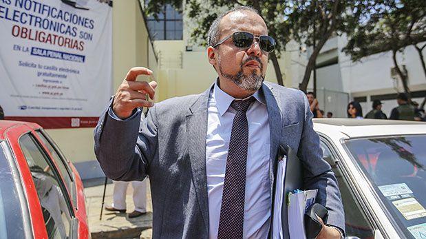 Fiscal superior Frank Almanza investigó a la familia Sánchez Paredes y en los próximos días decidirá si reabre caso del Sodalicio. (El Comercio)