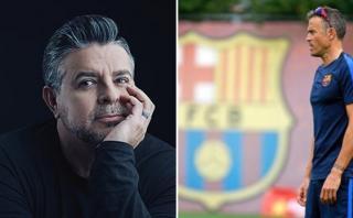 Twitter: confunden al técnico del Barza con cantante de salsa