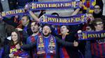 Barcelona vs. PSG: la goleada parisina en imágenes - Noticias de julian draxler