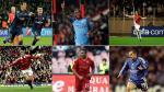 Champions: jugadores que marcaron un doblete en su cumpleaños - Noticias de alexis martin tamayo