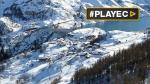 Avalancha sepulta a esquiadores en  los Alpes franceses - Noticias de accidente muerto