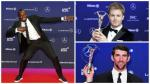 """Premios Laureus: los ganadores al """"Mejor Deportista del Año"""" - Noticias de hugh grant"""