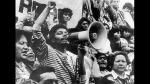 María Elena Moyano, ejemplo de resistencia pacífica al terror - Noticias de julio guzman