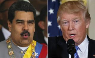 """""""Bush y Obama fracasaron"""", el mensaje de Venezuela a Trump"""