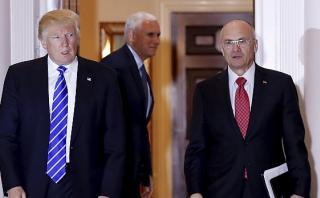 Se retira el nominado de Trump como secretario de Trabajo