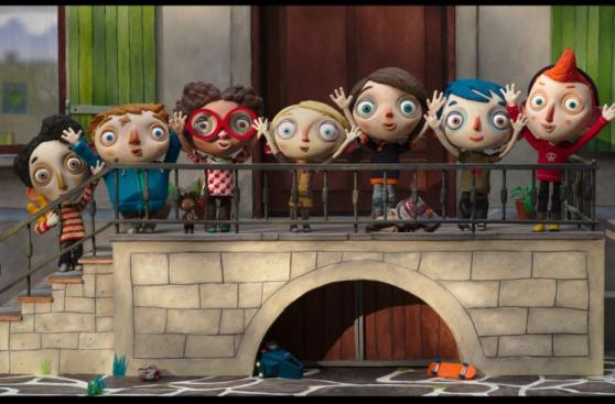 Oscar: fantasía y sutileza en nominadas a película animada