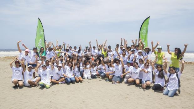 HAZla por tu playa: participa de esta campaña con ¡Vamos!