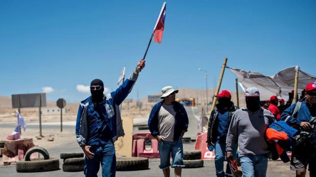 Mina Escondida: hoy se reúne la empresa y el sindicato