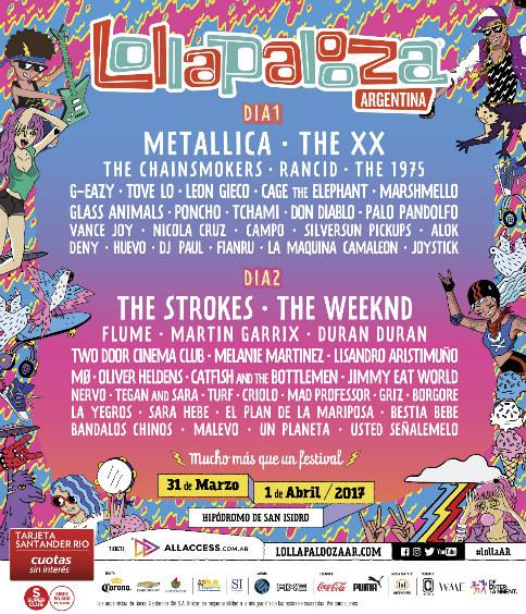 Foto: Lollapalooza.