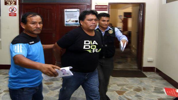 Gonzalo Moreno Olivo fue trasladado al establecimiento penitenciario de Cambio Puente mientras duren las investigaciones por el asesinato de Roberto Torres Blas. (Foto: Laura Urbina)