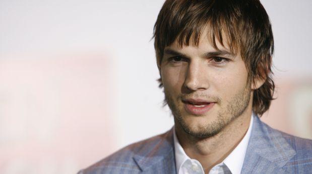 Kutcher dio desgarrador discurso sobre explotación infantil
