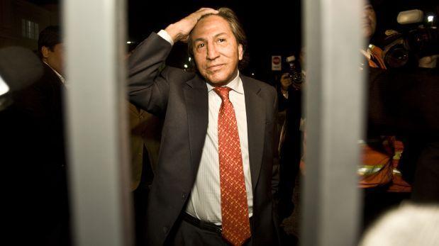 Poder Judicial declaró inadmisible apelación de Toledo