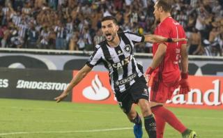 Botafogo ganó 1-0 a Olimpia en tercera fase de Libertadores