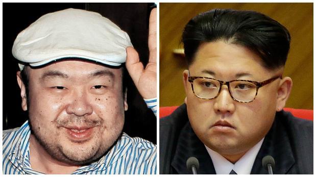 Kim Jong-nam le imploró a su hermano que le perdone la vida
