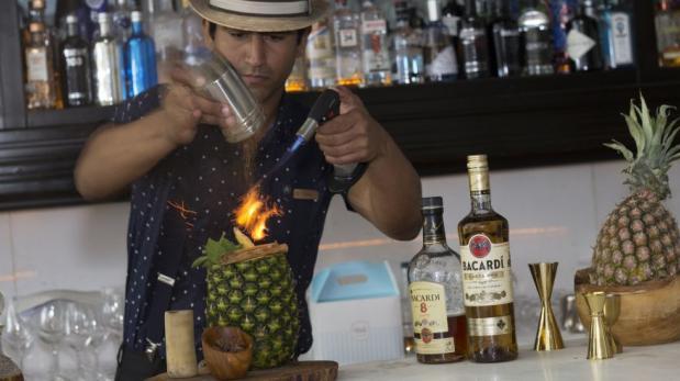 Ruta Tiki: bebidas contra el infierno veraniego [VIDEO]