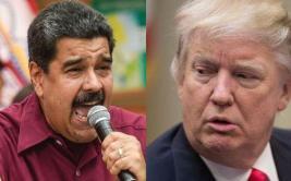 """Nicolás Maduro: """"No quiero problemas con Trump"""""""