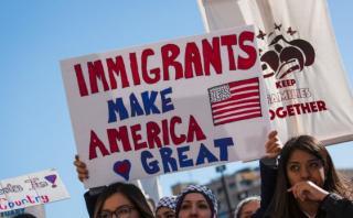 Un Día Sin Inmigrantes: la protesta contra Donald Trump en EEUU