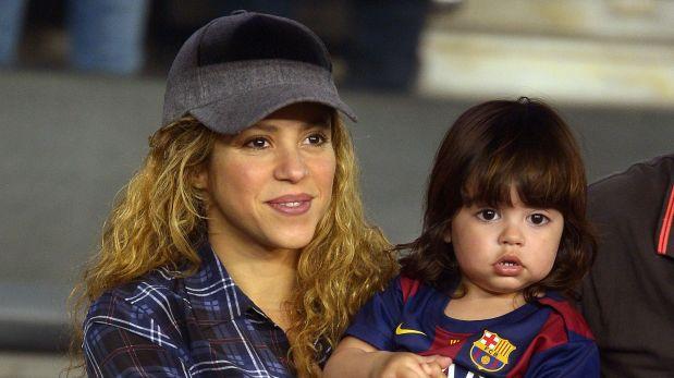 Shakira y Gerard Piqué: operan a su hijo mayor de amigdalitis