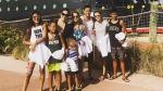 Melissa Klug junto a sus hijos en las Bahamas [FOTOS] - Noticias de adriano farfan klug