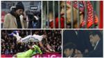 El lado B de la Champions: lo que la TV no te mostró [FOTOS] - Noticias de bayern múnich