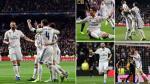 Fiesta blanca: postales de la goleada del Madrid en Champions - Noticias de toni kroos