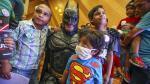 Cáncer infantil: pequeños héroes sin capa [FOTOS] - Noticias de nino dios