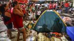 Brasil: Decenas de Sin Techo acampan frente a despacho de Temer - Noticias de empleos