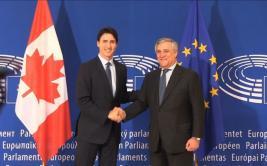 Canadá: Trudeau defiende tratado de libre comercio con UE