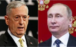 """EE.UU.: """"No estamos listos para colaborar con Rusia"""""""