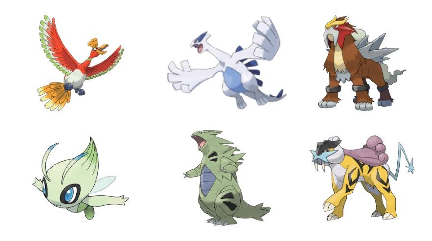 La segunda generación de Pokémon Go ya está aquí