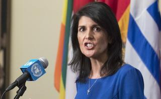 Israel - Palestina: EE.UU. apoya solución de dos Estados
