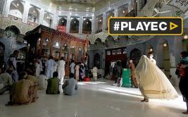 Ataque de Estado Islámico en templo de Pakistán deja 70 muertos