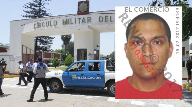 Extraditarán a ex oficial por caso de droga en Círculo Militar