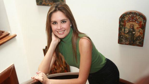 Jessica Tapia presentó en Facebook a su bebe [FOTO]