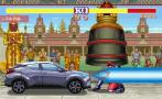 El auto que se coronó 'campeón' del torneo de Street Fighter II