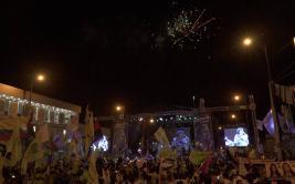 Ecuador: candidatos cierran campaña con discursos antagónicos