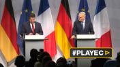 Europeos, aliviados por apoyo de EE.UU. a diálogo sobre Siria