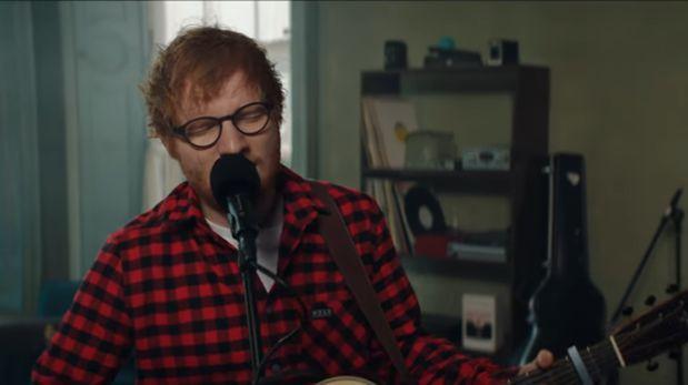 """Ed Sheeran estrena """"How Would You Feel"""" por su cumpleaños"""