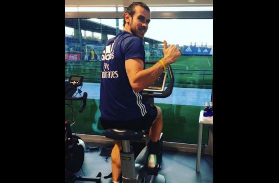 Bale regresa al fútbol 93 días después: así la pasó el galés