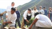 Momento Andes: colores y sabores de la primera jornada