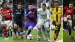 Conoce a los diez futbolistas más veloces del planeta [FOTOS] - Noticias de futbol internacional gareth bale