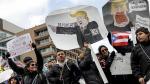 Huelga de inmigrantes en EE.UU. para demostrar su poder a Trump - Noticias de andres castaneda