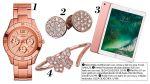 Objetos de moda: 10 ideas para consentirte - Noticias de plata rosas