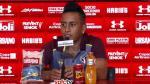 Cueva contó las claves de su buen inicio de año con Sao Paulo - Noticias de fútbol peruano