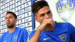 Boca Juniors emitió sanción a Insaurralde y Silva tras pelea - Noticias de juan barros