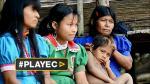 Hambre y miedo: la violencia en la selva de Colombia [VIDEO] - Noticias de carlos valderrama
