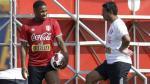 Solano no descartó a Farfán para jugar ante Venezuela y Uruguay - Noticias de nol solano