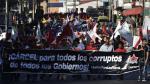 Odebrecht: Miles protestan en Panamá contra la corrupción - Noticias de ricardo martinelli