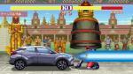 El auto que se coronó 'campeón' del torneo de Street Fighter II - Noticias de videojuegos