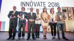 Conoce a los emprendedores ganadores del premio Innóvate 2016 - Noticias de app